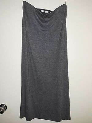 Country Road Women's Grey Long Skirt Size S