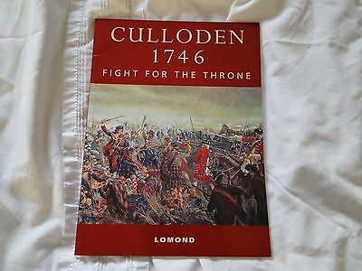 Culloden 1746: Fight for the Throne by Chris Tabraham (Paperback, 2010)