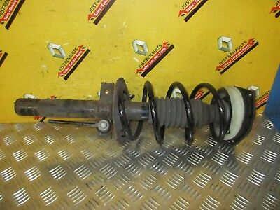 Renault Megane 1.6 16V 2003-2007 Drivers Side Front Suspension Leg / Strut