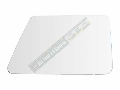 Right Rear Loadspace Window Glass for 3 Door Land Rover Discovery 1 MXC6812