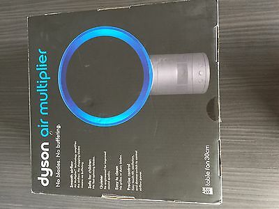 Dyson Air Multiplier Table Bladeless Fan Blue