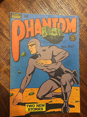 The Phantom no. 547