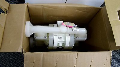 "Wilden P200/pkppp/tnu/tf/ptv 1"" Air Operated Polypropylene Double Diaphragm Pump"