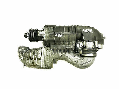 Mercedes C-Class C180 W203 KOMPRESSOR SUPERCHARGER MECHANIC A2710902080