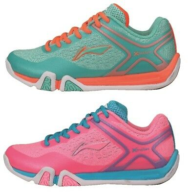 Li Ning Shoe Flash X Training Lady  Badminton Shoe