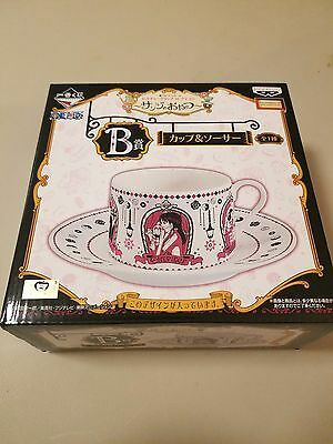 Ichiban Kuji One Piece B Prize Sanji's Afternoon Tea Party Set