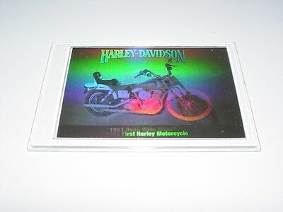 Harley Davidson Trading Cards Series 1, 2, 3 + 1 Hologram + New In Box Series 2