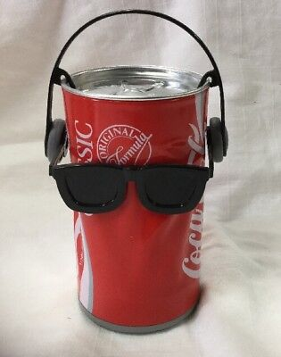 Dancing Coke Can With Box