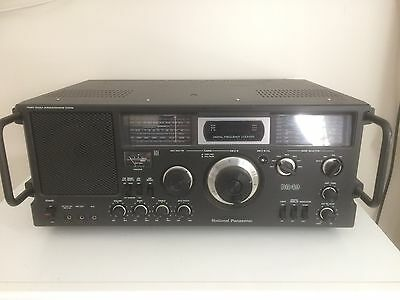 Vintage National Panasonic Premix Double Superheterodyne System Model Nos DR49