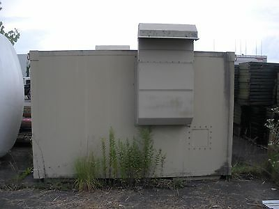 Gichner Shelter Systems F19628-84-C-0003 With Generator 8564352-1
