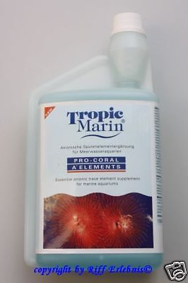 Tropic Marin Pro Coral A- Elements  500ml Spurenelemente  39,90€/L