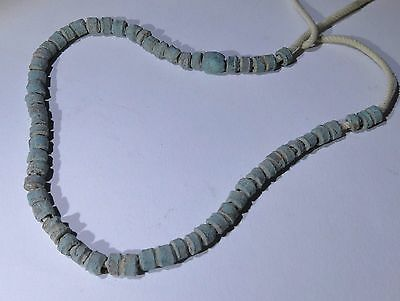 Ancient Bronze Bead Necklace - No Reserve 0034
