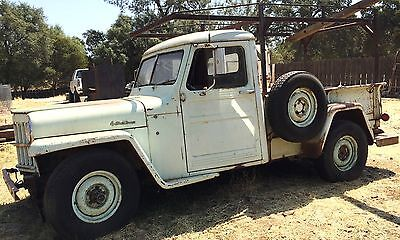 1953 Willys Pickup  Her name is Lady Luck and she's a beautiful 1953 Willys Overland