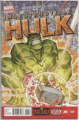 Indestructible Hulk #6 : Marvel Comics