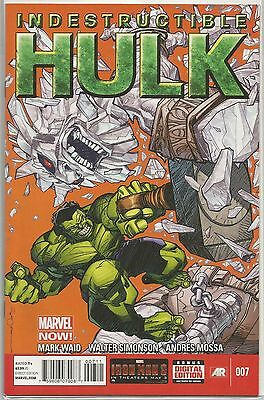 Indestructible Hulk #7 : Marvel Comics