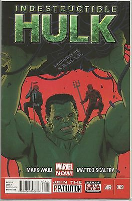 Indestructible Hulk #9 : Marvel Comics
