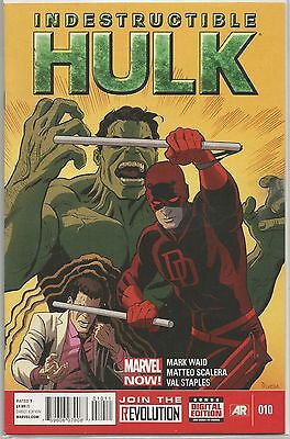 Indestructible Hulk #10 : Marvel Comics
