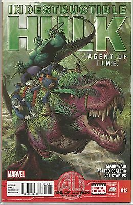 Indestructible Hulk #12 : Marvel Comics