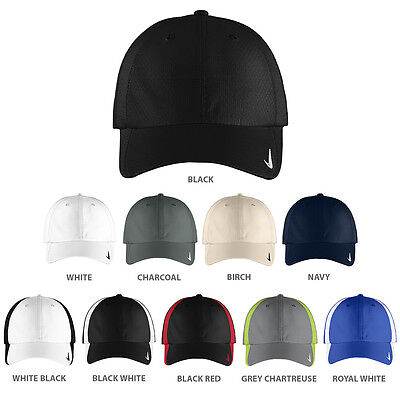 9d3b724ba78 Nike Authentic Sphere Quick Dry Low Profile Swoosh Embroidered Adjustable  Cap
