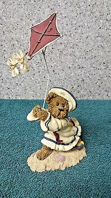 Hannah T. Bearsley...Summer Breeze by Boyd's Bears made in China in 2001