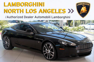 2012 Aston Martin DB9 Base Coupe 2-Door PEDTN+CPE+NAV+LTHR+BLUTOOTH