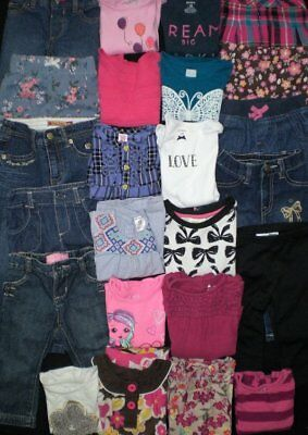 Huge Baby Girls Clothes Lot...size 12-18 months...Super Nice...Autumn Season!!