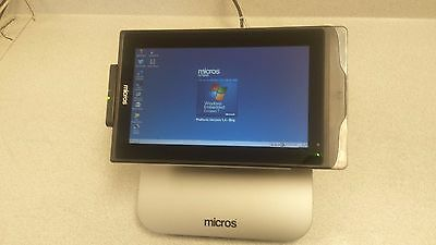 Micros MTABLET R-Series w/ standard display 400962-002 and 400374-020'