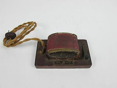 Antique Henry Paulson WATCH DEMAGNETIZER Tool Chicago / early 20th Century RARE