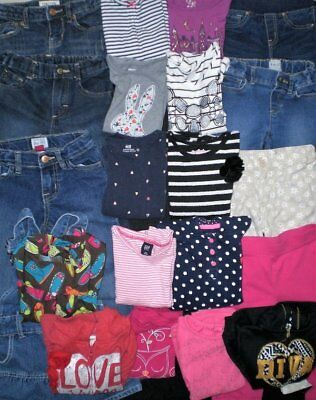 Huge Girls Clothes Lot...size 4 and 4T...Super Nice...Autumn Season!