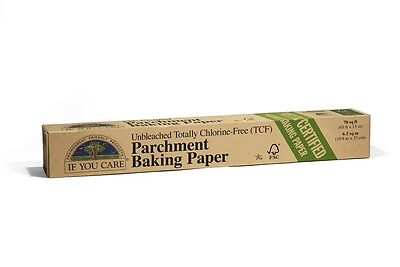Parchment Baking Paper,  grease proof  Roll (33 cm wide Continuous roll 19.8m)