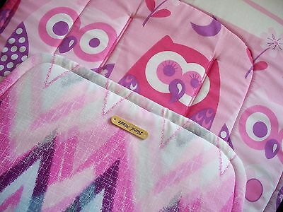 Custom made universal reversible seat liner fit Bugaboo Bee+ / Bee3 / Bee5