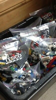genuine 1kg bags of mixed lego