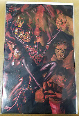 Generations Hulk Totally Awesome Hulk #1 Alex Ross 1:50 Variant Cover Nm