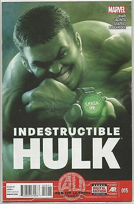 Indestructible Hulk #15 : Marvel Comics