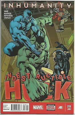 Indestructible Hulk #18 : Marvel Comics