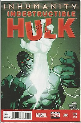 Indestructible Hulk #19 : Marvel Comics