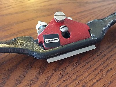 Stanley Spokeshave for Thinning Leather