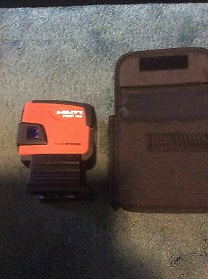 Hilti PMP 45 Plumb and Square 5 Point Laser
