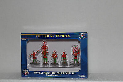 Lionel #83185 The Polar Express Elves Figures