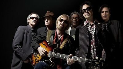 2 EXCELLENT Tom Petty Hollywood Bowl Tickets Garden Box Friday 9/22/17