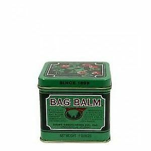 Bag Balm 1 oz Soreness Chapping Cattle Cows Pets Soothing Ointment