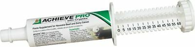 Vet Supply Agrilabs ACHIEVE PRO with Cryptex Paste 60 Gram Calf Cow Newborn