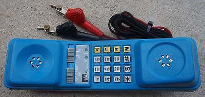 IDEAL 62-405 Craft Model: 4SP Craft Testset Model Telephone Monitor (Used)