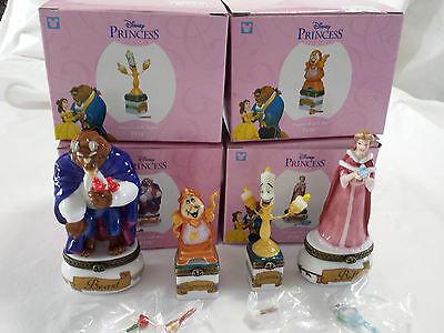 PHB Midwest of Cannon Falls Beauty &The Beast Collection + Cogsworth & Lumiere