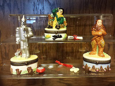 Midwest of Cannon Falls PHB  Wizard of Oz  3 pcs  Lion, Scarecrow, Tin Man  NEW