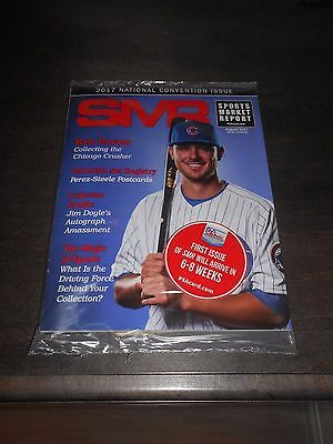 SPORTS MARKET REPORT PSA PRICE GUIDE  August 2017 Kris Bryant New