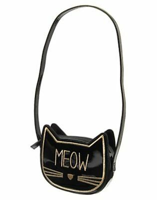 NWT Gymboree City Kitty Meow Purse Cat Kitty Toy Bag
