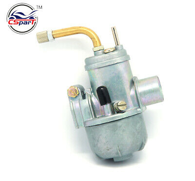 Puch Moped 12mm Bing Style  style carburetor Maxi Sport E50 Cobra