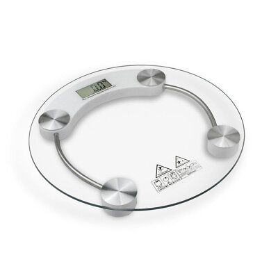 180kg Digital Personal Scale Glass Electronic Bathroom Body Weighing Scales