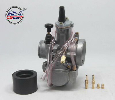 26mm Carb for PWK KOSO OKO 26 Carburetor Dirt Pit Bike ATV Quad Go Kart Scooter